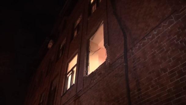 В здание «министерства обороны ДНР» стреляли из гранатомета