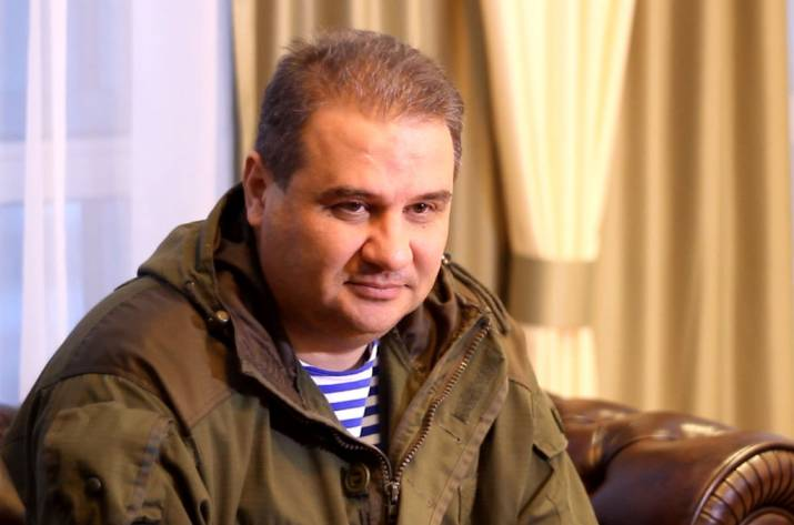 Пророссийский блогер Долгов заявил, что «министр доходов ДНР» — агент СБУ