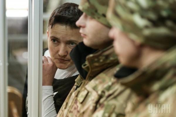 В «ЛНР» заявили о готовности дать Савченко «политическое убежище»
