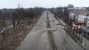 Ходаковский показал пустые блокпосты в Донецке. ВИДЕО