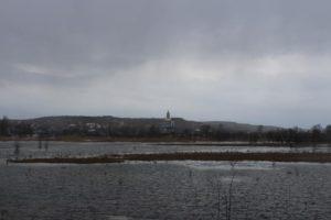 На Луганщине продолжается паводок