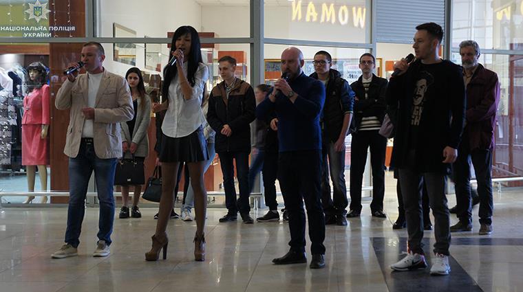 В Северодонецке спели пасхальные песни на украинским и грузинском