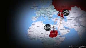 Наемники «ЧВК Вагнера» — теперь в Африке. Что они там делают?