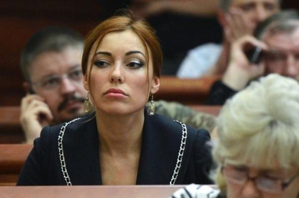 Бывшую «министра культуры ДНР» депортируют из России в Украину