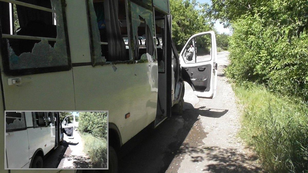 Обстрел в Голубовском – теракт «ЛНР», — штаб ООС