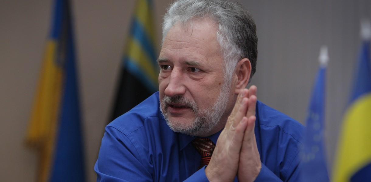 Жебривский подал в отставку. Поставят Грымчака?