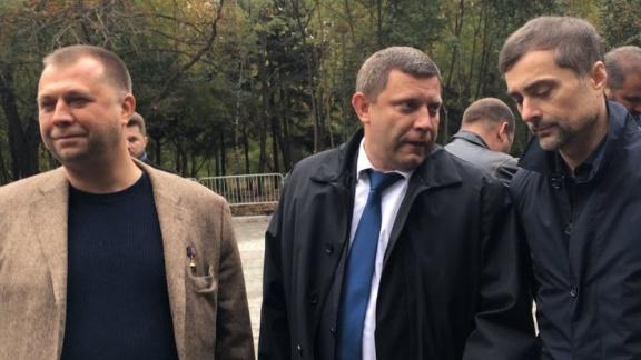 После Суркова: кто станет куратором Донбасса?