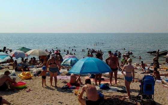 В курортном поселке «ДНР» пансионаты закрыли проход к морю