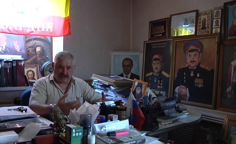 Атаман Козицын пугает «ИГИЛом»