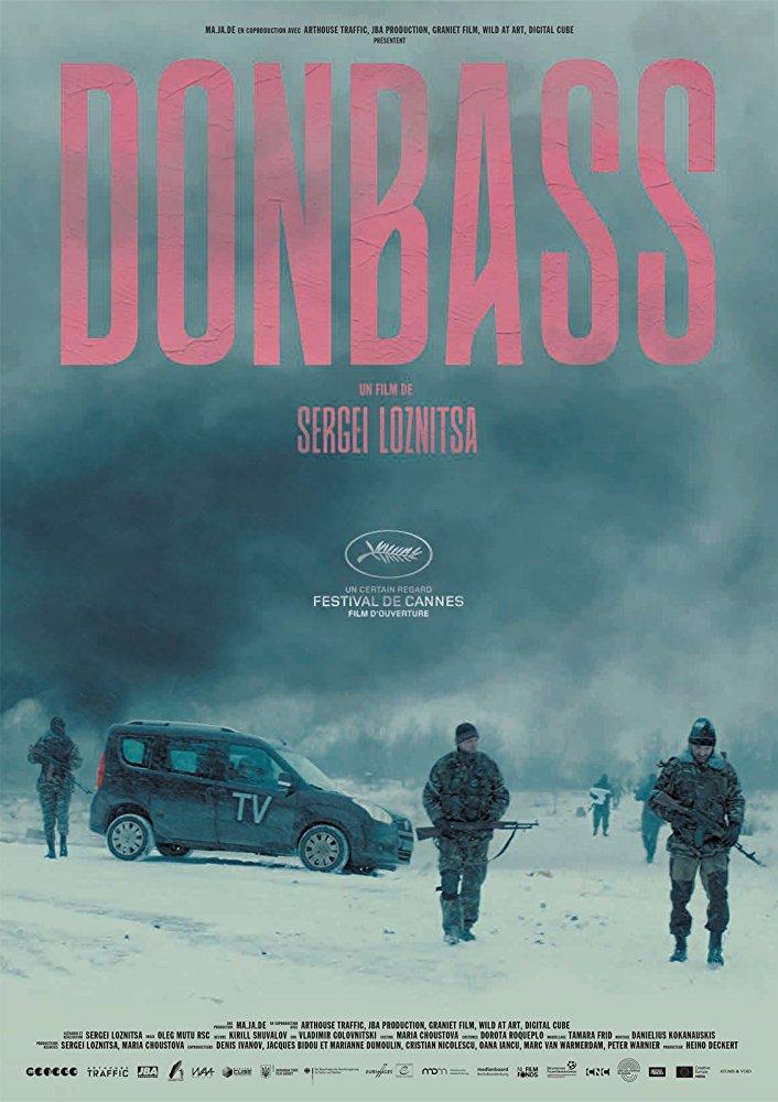 В Москве не покажут фильм «Донбасс» Сергея Лозницы