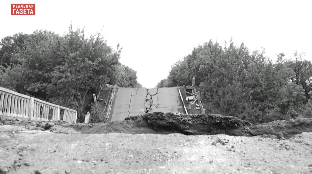 Штеровский мост: что изменилось спустя месяц. ВИДЕО