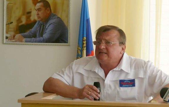 В «ЛНР» хотят сместить ещё одного «министра»?