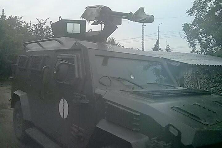 Из пулемета в лобовое стекло: ГПСУ рассказали об обстреле