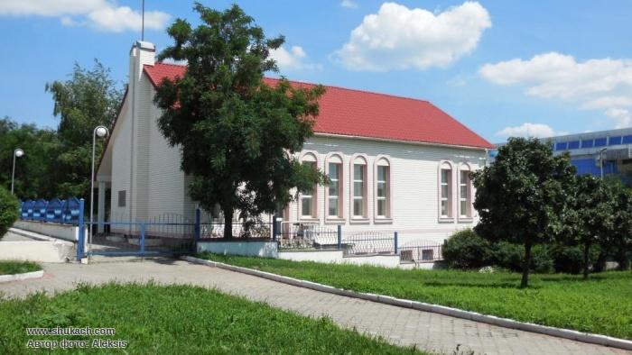 В оккупированном Донецке храм мормонов превратили во «дворец бракосочетания»