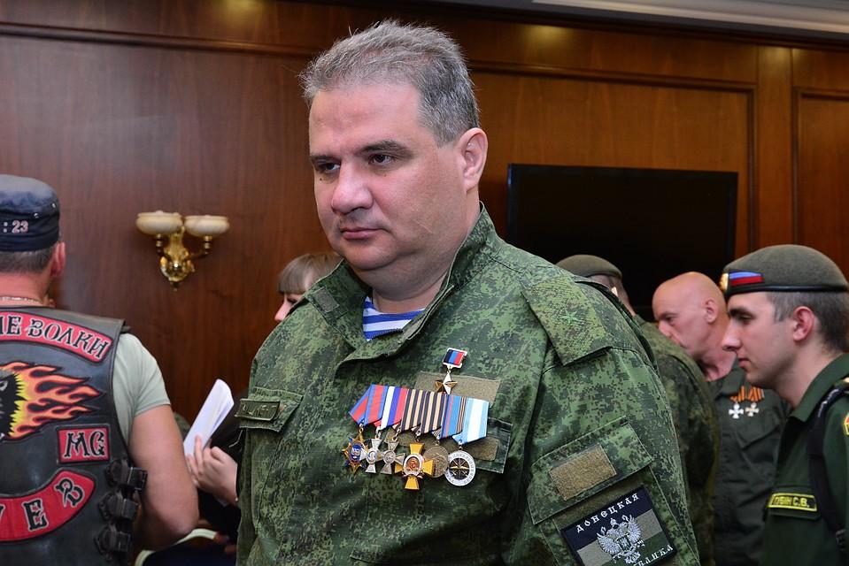 Тимофеев боится покидать «ДНР»?