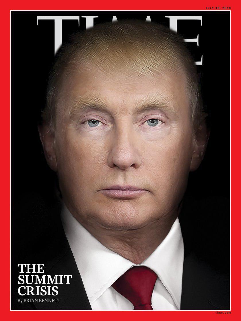 Путин предложил Трампу провести референдум о судьбе Донбасса, — Bloomberg