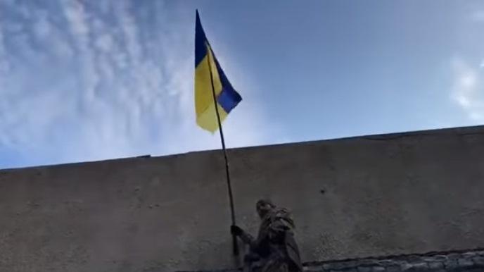 Поселок в Луганской области перешел под контроль ВСУ
