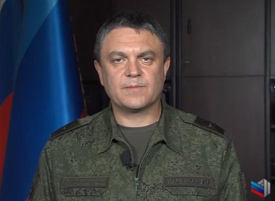 Пасечник выразил соболезнования в связи с гибелью Захарченко