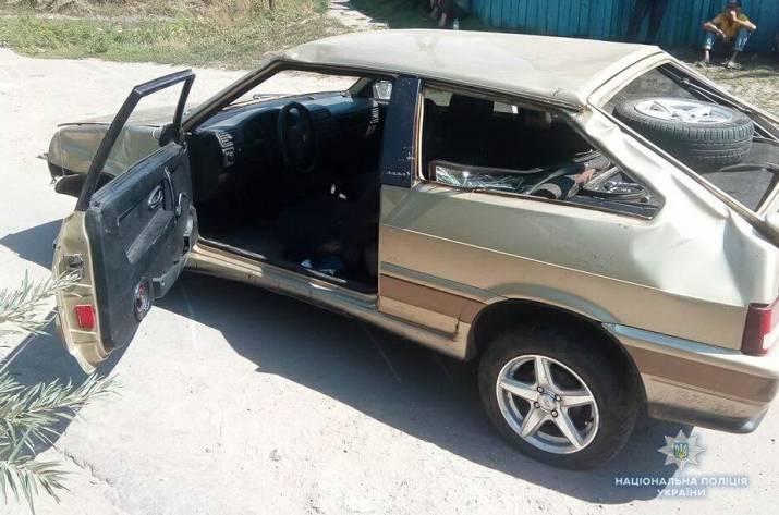 Еще одно ДТП в Луганской области: водитель погиб