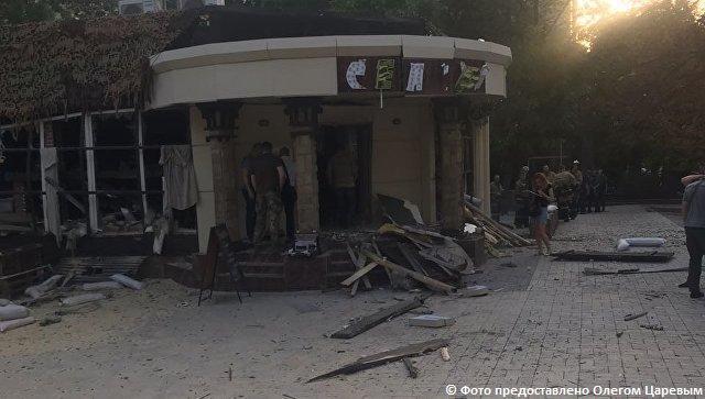 Глава «ДНР» Захарченко убит