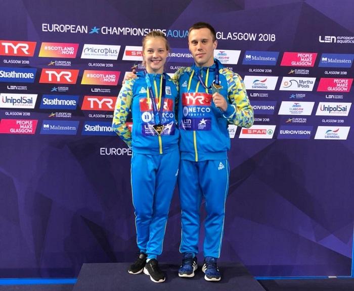 Луганские прыгуны в воду стали чемпионами европейских соревнований