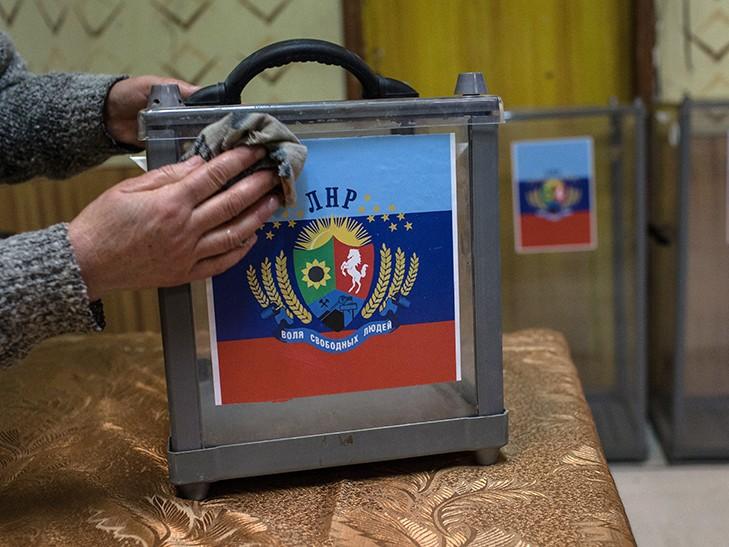 Группировкам Донбасса придется притормозить с «выборами»?