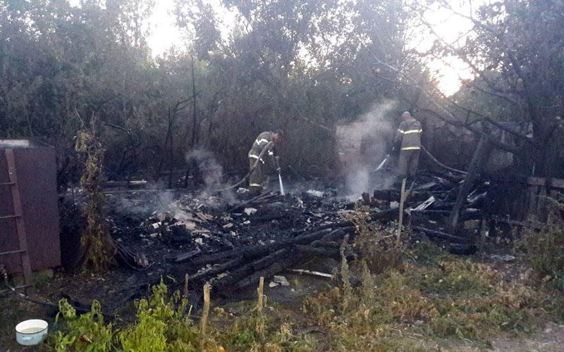 В Донецкой области из минометов обстреляны два поселка