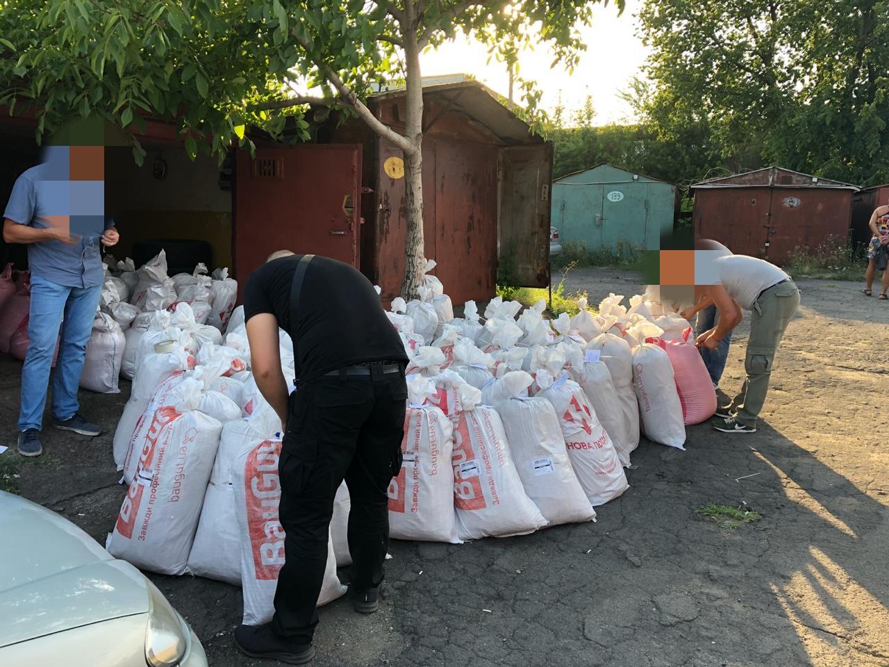На Донетчине у наркомафии отобрали более 75 тонн мака и более 4 миллионов гривен