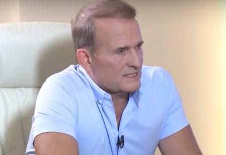Медведчук утверждает, что пока обмен пленными на Донбассе возможен по формуле «174 на 46»