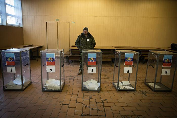 «Выборы» в «ЛНР» назначены на 11 ноября