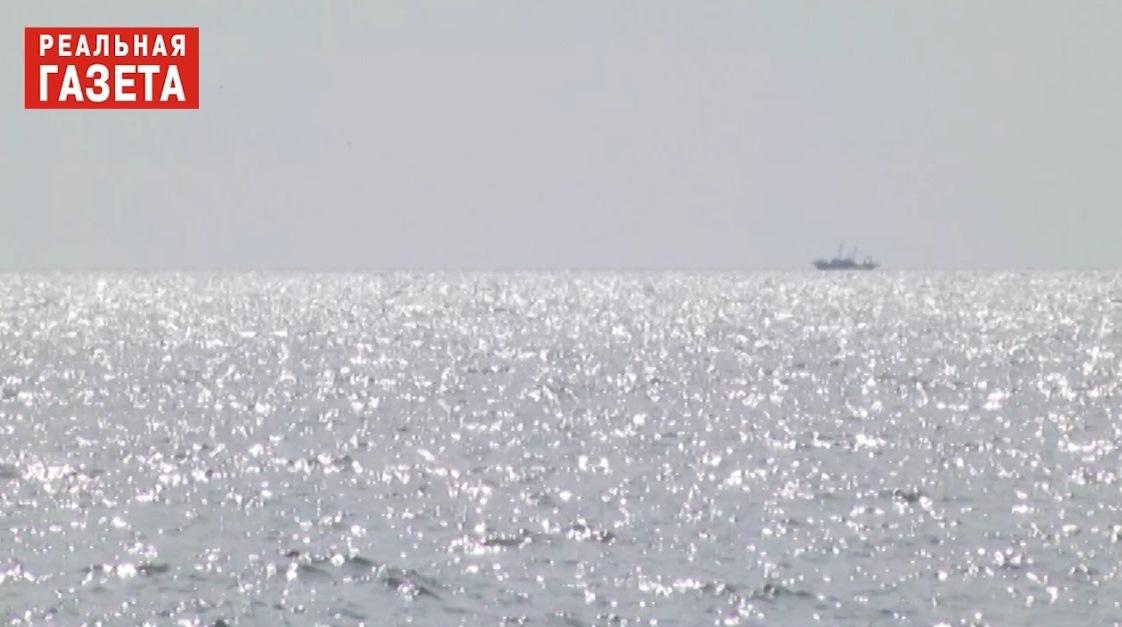 Мариупольский порт: в морской блокаде