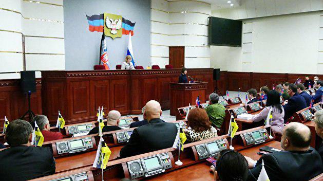 В «ДНР» борются за кресло погибшего Захарченко