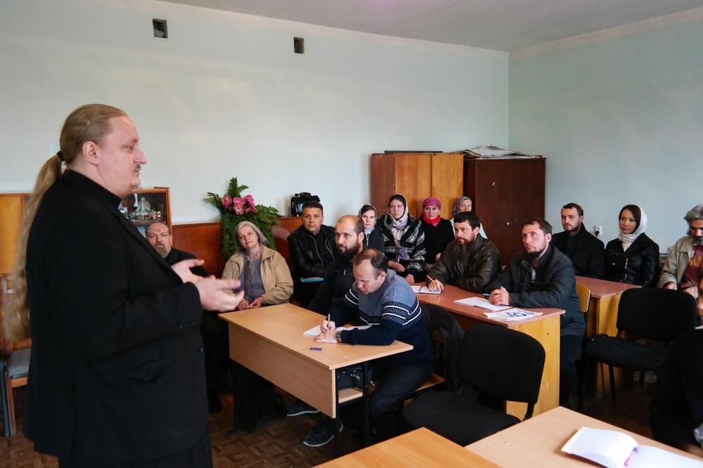 В «ЛНР» есть антисектантский кружок
