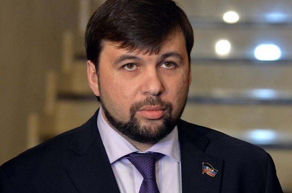 Пушилин говорит, что Коломойский и Захарченко не пытаются наладить контакты с «ДНР»