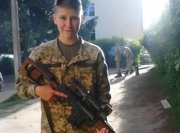 Под Донецком погибла солдат Олеся — молодая уроженка Луганской области