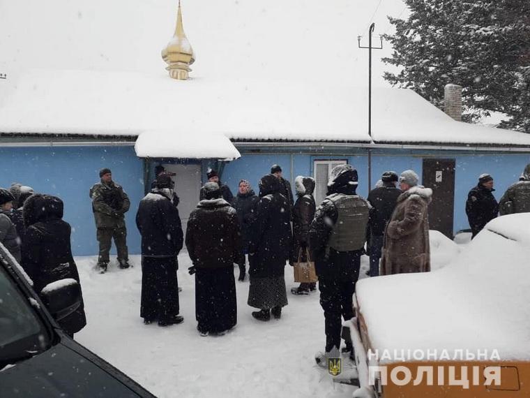 Первый священник в Луганской области объявил о переходе в ПЦУ