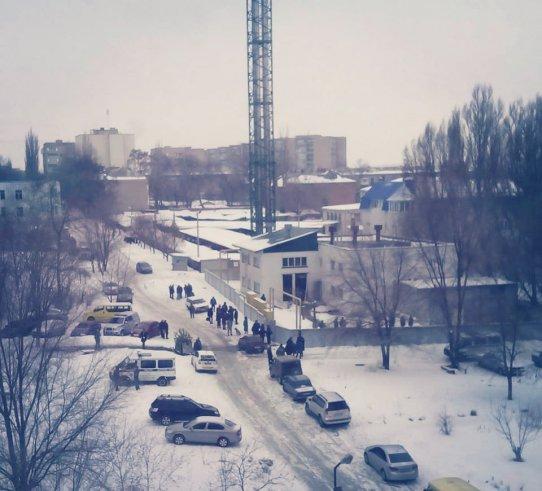 В неподконтрольном Луганске в котельной произошел взрыв