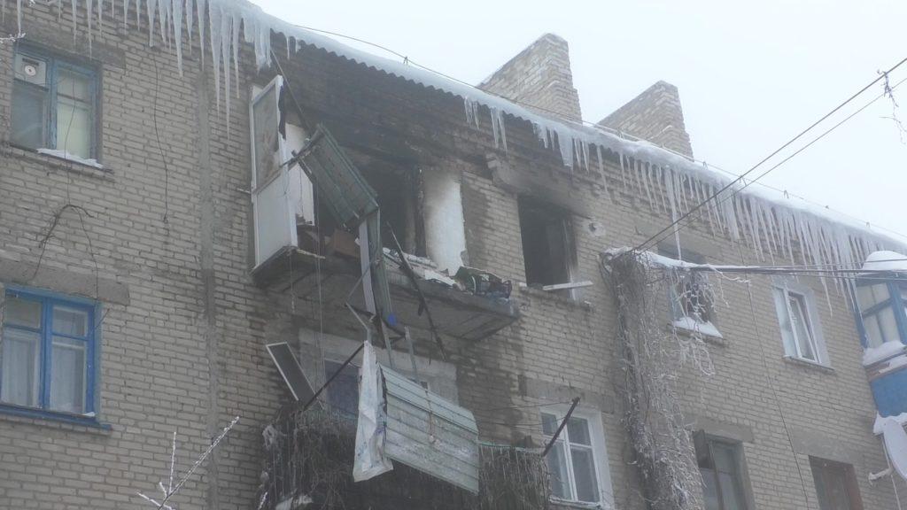 В неподконтрольных Ровеньках произошел взрыв в квартире
