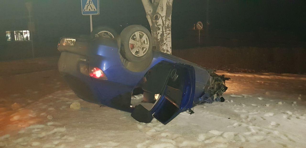 В Луганске произошло ДТП с двумя «Маздами», — соцсети