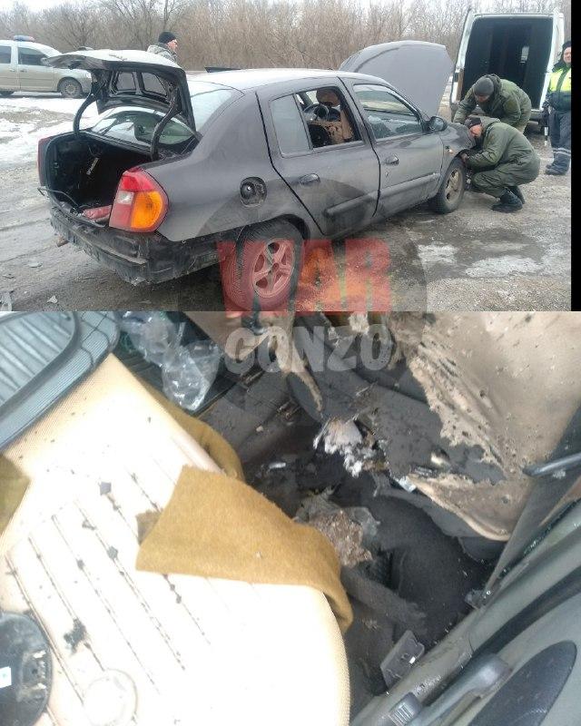 Еще один взрыв в «ДНР». Группировка заявляет о покушении на командира «МВД»