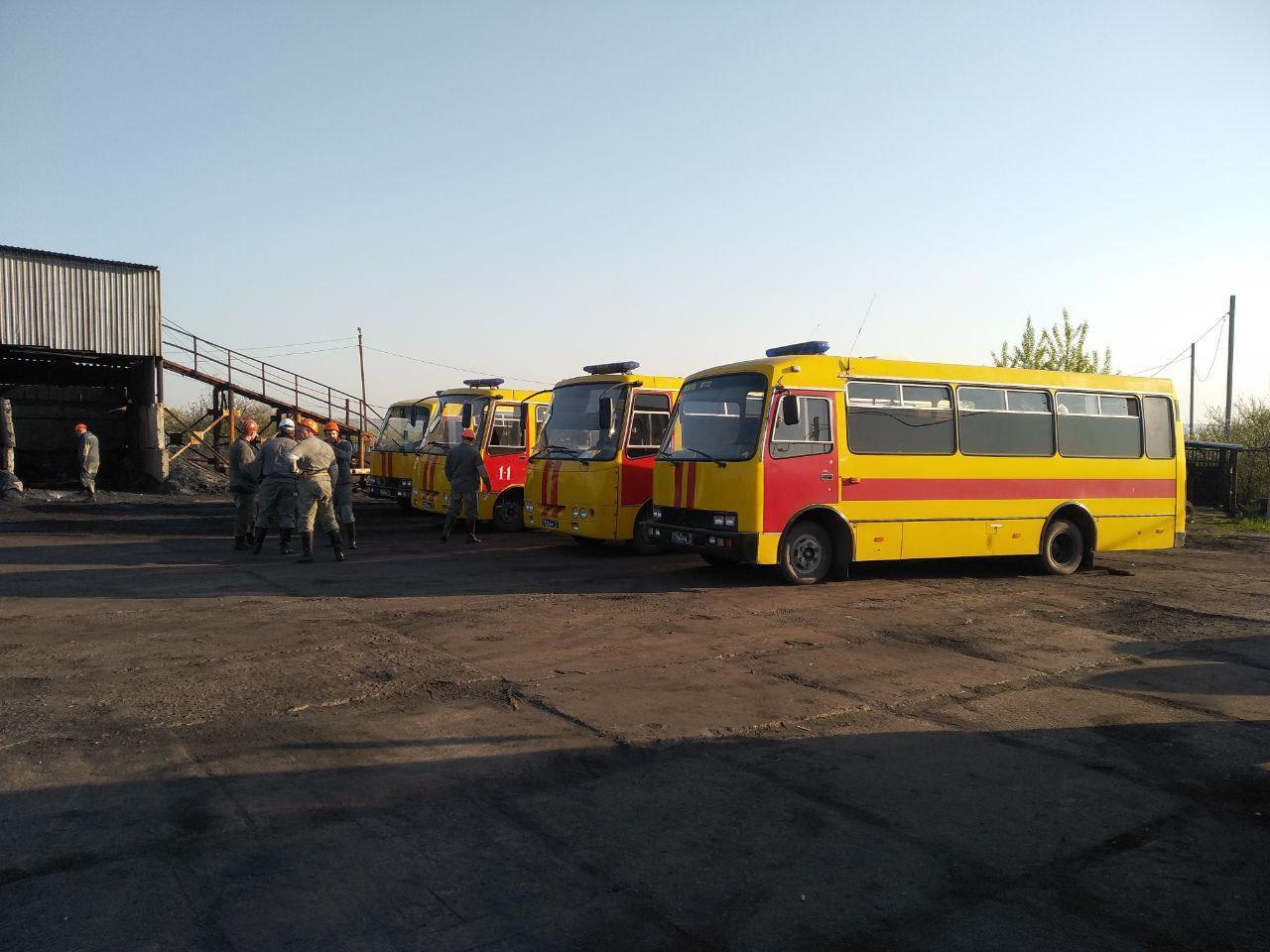 Взрыв на шахте в «ЛНР»: подняли тела всех погибших