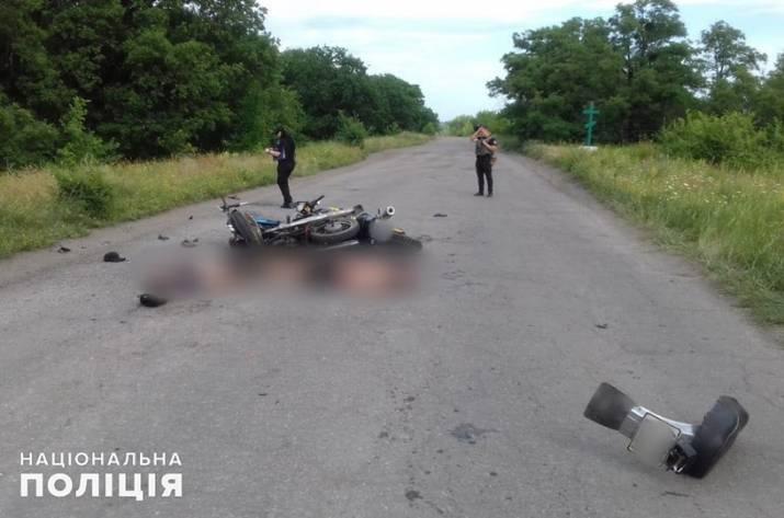На Луганщине в ДТП погибли трое 16-летних ребят
