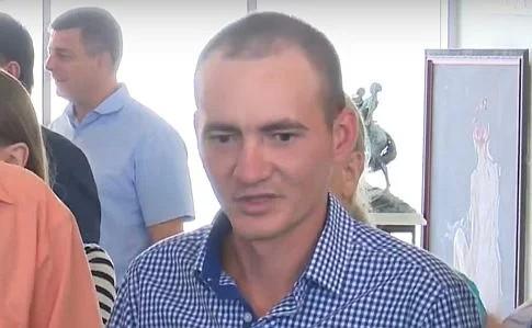 К одному из освобожденных пленных приходили сотрудники СБУ