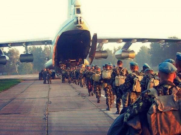 В СБУ установили: к катастрофе Ил-76 над Луганском причастно российское ГРУ