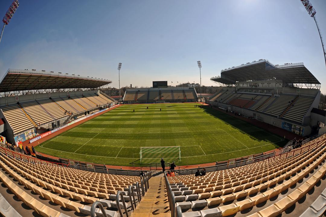Домашние матчи квалификации Лиги Европы «Заря» сыграет в Запорожье