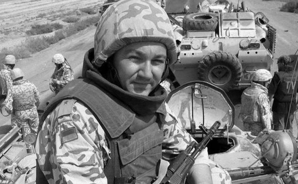 В Киеве погиб координатор «Информационного сопротивления» Дмитрий Тымчук