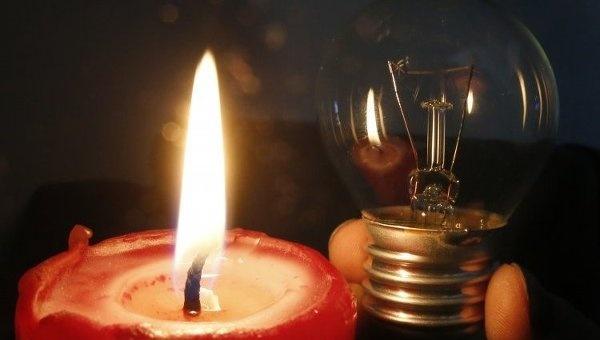 В «ЛНР» снова на двое суток хотят отключить электричество