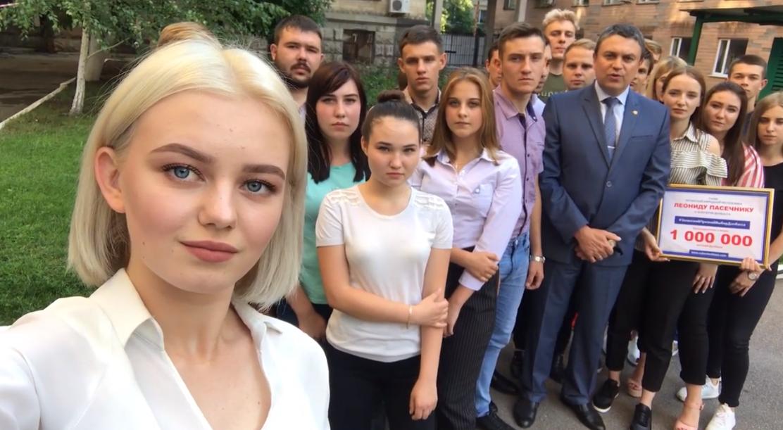 Пасечник обратился к Зеленскому. Снова просится в Украину