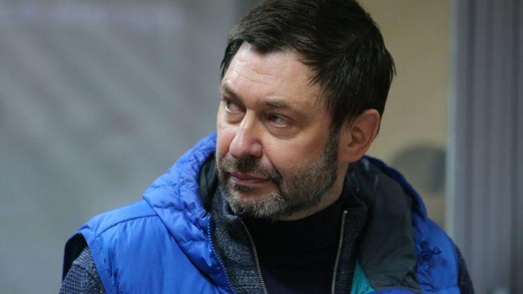 Вышинского освободили. Его включили в список на обмен межу Россией и Украиной