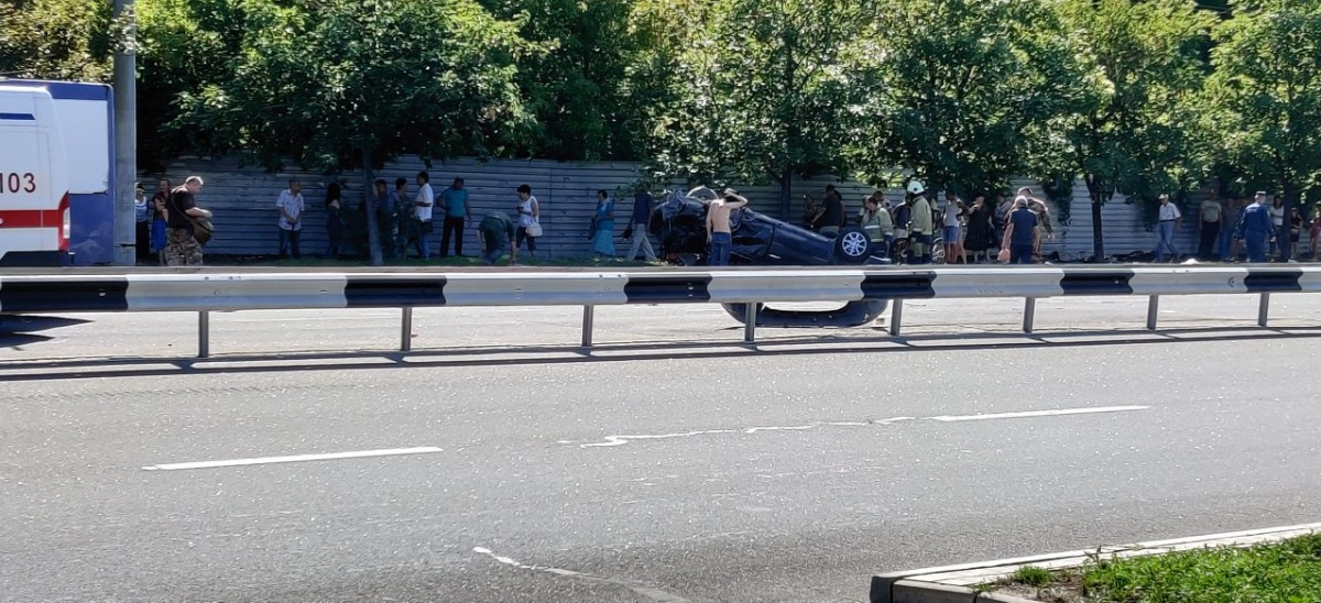 В Донецке произошло ДТП с погибшими